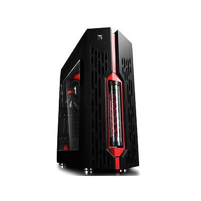 DEEPCOOL GENOME ROG (AM4) Certified Edition No Power Supply ATX Mid Tower w/
