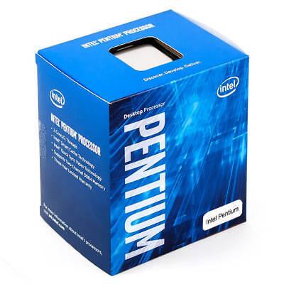 Intel Pentium G4600 Dual-Core Kaby Lake Processor 3.6GHz 8.0GT/s 3MB LGA 1151