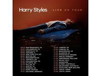 2 x Harry Styles Tickets - London October 29 2017