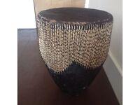 Wonderful African drum