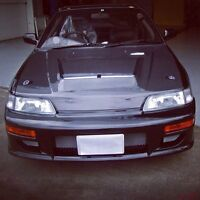 CRX Civic FEEL'S front bumper