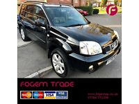 Nissan X-Trail Columbia + SAT NAV 2.2DCi 136ps 5dr - 2 Owners - Good Service History - TRADE PRICE