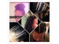 Braids For Afro & European Hair!!More Styles Available!!!