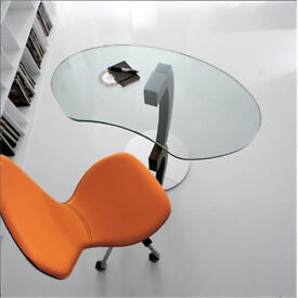 Fabulous Italian designer desk by Girogio Cattelan [Cattelan Italia]