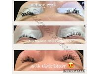 Individual eyelash extensions - Essex - *Mobile Appointments Available*