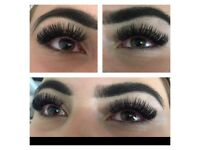 Lash/ eyelash extensions