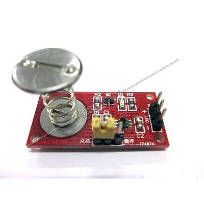 Capacitive Touch Button Switch Module Inching Latch Switch Sensor Module
