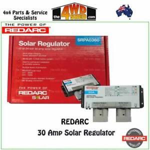 REDARC SOLAR REGULATOR 30A Windsor Gardens Port Adelaide Area Preview