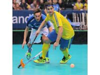 Floorball players wanted Leicester
