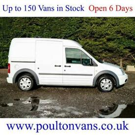 2011 (60) FORD TRANSIT CONNECT T230 TREND LWB HIGH ROOF VAN 1.8TDCI, 90PS, Small