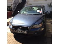 Volvo S40 , 2005 manual diesel, 2 litre, Low Mileage