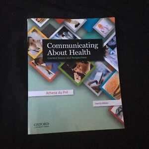 ommunicating About Health