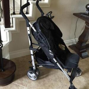 Chicco LiteWay Stroller in Excellent Condition
