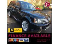 Range Rover SPORT 3.6 TDV8 - 1 Owner+FULL MAIN DEALER History+Long NO Advisory MOT+1 YEARS Warranty