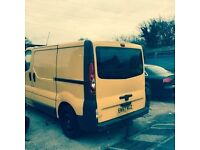 NISSAN PRIMSTAR **BREAKING** ENGINE AND GEARBOX ALSO AVAILABLE