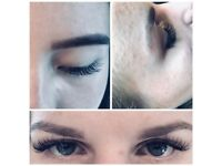 Volume 2D & 3D lashes, Classic eyelash extensions. Chingford E4