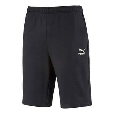 Puma Archive Logo Bermuda Shorts - Black