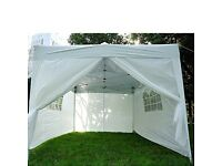 Marquee 3m x 4.5m PVC Waterproof Brand New