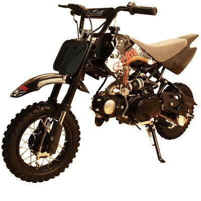 70cc Kid Dirt Bike 4 Stroke Kid CRF Style Gas Poket Bike H01 - 4 Stroke Gas Scooters