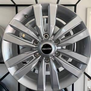 4x Genuine 18 inch Isuzu Dmax alloy wheels new Liverpool Liverpool Area Preview