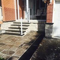 Masonry Experts at your service