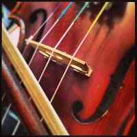 Traditional Fiddle Music Lessons