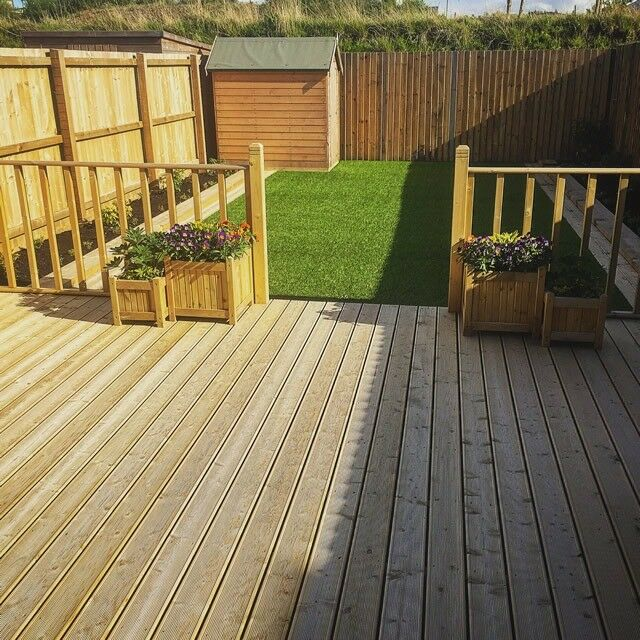 B m carpentry property maintenance in kings norton for Garden decking gumtree