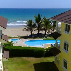 Cabarete Oceanfront Penthouse  @ The Victorian Look VRBO 152307
