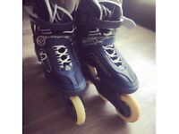 Women's Pro In-line Skates Size 4