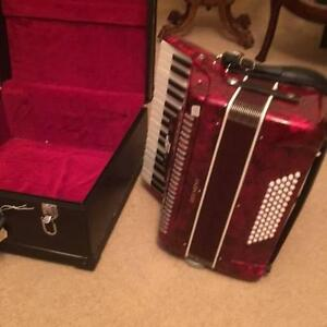 Piano Accordion Kingswood Mitcham Area Preview