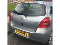 Toyota Yaris 1.3 for sale! £2100 (will consider reasonable offers)