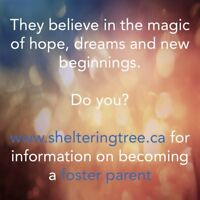 Become Foster parents in Sudbury Also looking for CYWs in Subury