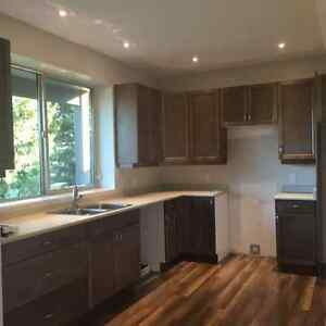 Bright new 1 bed ground level suite. West Kelowna