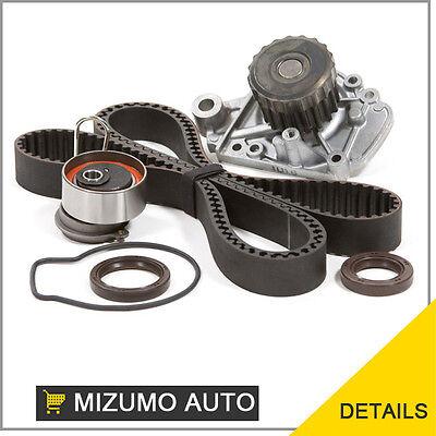 Timing Belt Kit Water Pump Fit 01-05 Honda Civic VTEC 1.7L D17A