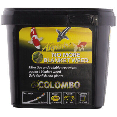 Colombo  3L Algisin + 3L Biox No More Blanket Weed Combo - Stop BlanketWeed
