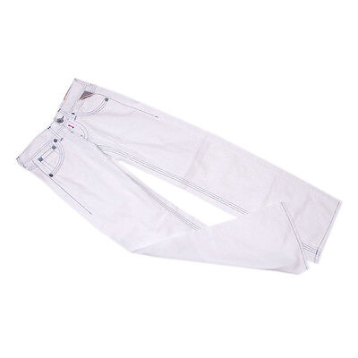 Auth REPLAY Jeans White Denim Women