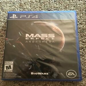 Mass Effect: Andromeda PS4 BRAND NEW SEALED