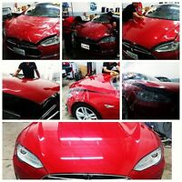 3M and XPel Paint Protection Film
