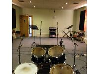 1 to 1 Drum tuition: System for fast, efficient and creative learning. £20 Per Session
