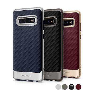 Spigen | für Samsung Galaxy S10+ / S10 Plus | Neo Hybrid Hülle Schutzhülle Case Neo Hybrid