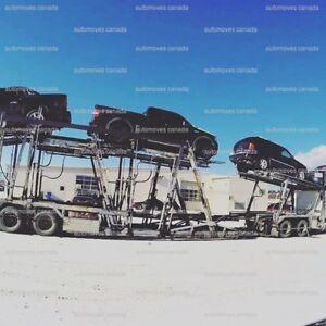 Victoria Car Shipping - Auto Transport British Columbia