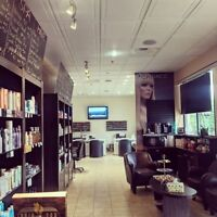 *** Beautiful Salon hiring licensed stylist with clientele ***