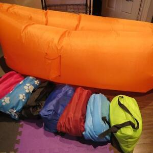Inflatable Hammock - Air Sofa - Air Lounger - 7 Colour Options!