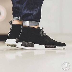 NMD Chukka Black US10 Sydney City Inner Sydney Preview