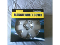 "WHEEL TRIMS 14"" SET OF 4 BRAND NEW £12. I HAVE 4 SETS,WILL SELL ALL 4 SETS FOR £35"