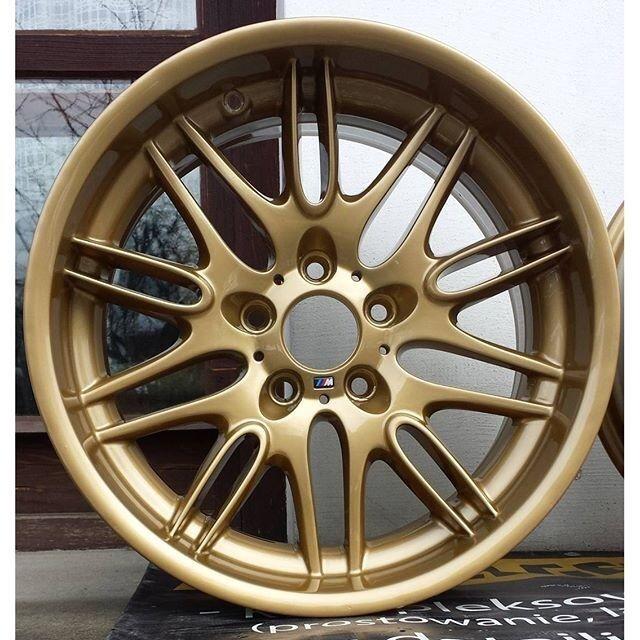 High gloss PEARL GOLD Powder Coating Paint, 1 Lb/ 450g