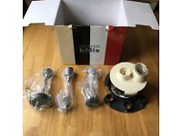 Kenwood kMix Hand Blender Accessories (full set) (cream)