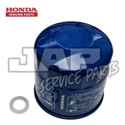 GENUINE HONDA OIL FILTER | HONDA S2000 2.0L AP1 AP2 1999-2009 |FREE SUMP WASHER
