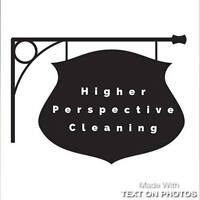 commercial annd residential cleaning