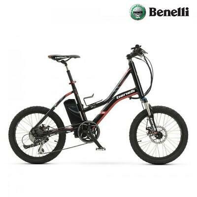 Bicicleta Eléctrica 250W 50KM Original BENELLI City Enlace Sport 20